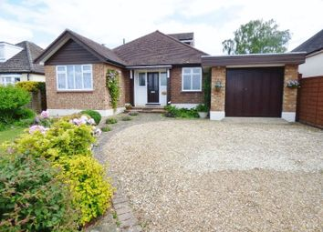 Thumbnail 3 bed detached bungalow for sale in Links Way, Bookham, Leatherhead