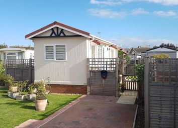 Thumbnail 1 bedroom mobile/park home for sale in Three Star Park, Bedford Road, Lower Stondon, Henlow