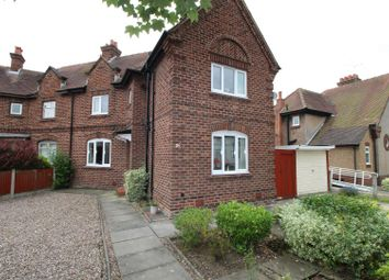 Thumbnail 3 bed semi-detached house for sale in Eaton Avenue, Handbridge, Chester