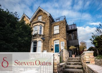Thumbnail 2 bed flat to rent in High Oak Road, Ware