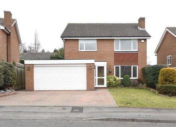 Thumbnail 3 bed detached house for sale in Gleneagles Drive, Sutton Coldfield