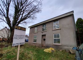 Thumbnail 3 bed detached house for sale in Goweton Road, Three Crosses, Swansea
