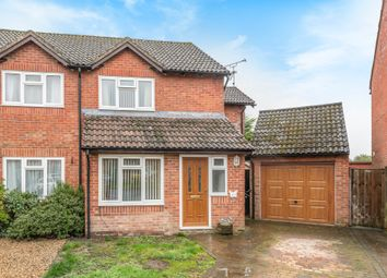 3 bed semi-detached house for sale in Vindomis Close, Holybourne, Alton GU34