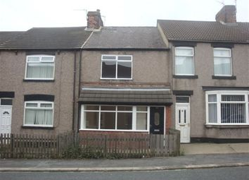 Thumbnail 2 bed terraced house to rent in Station Road West, Trimdon Colliery, Trimdon Station