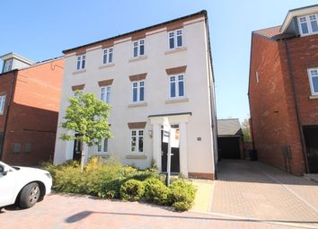 Thumbnail 3 bed semi-detached house for sale in Edale Close, Washington