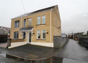 Thumbnail 3 bed semi-detached house for sale in Bryn Derwen Road, Ammanford