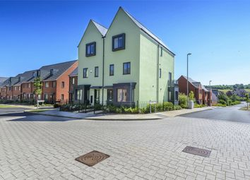 Thumbnail 4 bed semi-detached house for sale in Birchfield Way, Lawley Village, Telford, Shropshire