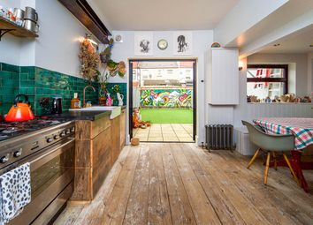 Thumbnail 3 bed terraced house for sale in Whyteville Road, London
