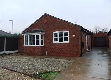 Thumbnail 2 bed detached bungalow for sale in Harrington Place, Scunthorpe
