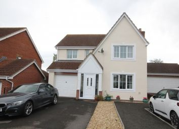 Nursery Close, Combwich, Bridgwater TA5. 4 bed detached house