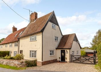 Thumbnail 5 bed semi-detached house for sale in Old Hall Lane, Fornham St Martin, Bury St Edmunds, Suffolk