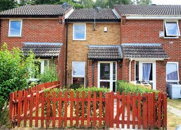 2 bed terraced house for sale in Evergreen Close, Three Legged Cross, Wimborne BH21