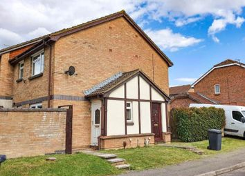 Thumbnail 1 bed terraced house to rent in Longborough Drive, Abbeymead, Gloucester