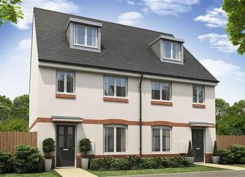 Thumbnail 3 bed end terrace house for sale in Gale Way, Tiverton