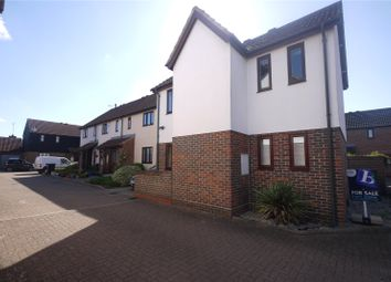 Thumbnail 3 bed link-detached house for sale in Kilnfield, Ongar, Essex