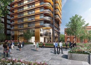 Thumbnail 2 bed flat for sale in Principal Tower, Worship Lane, Shoreditch