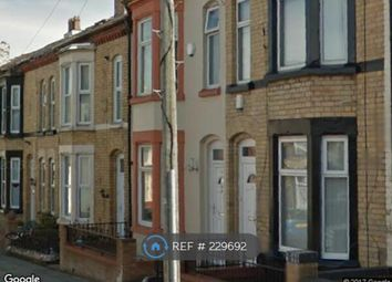 Thumbnail 4 bed terraced house to rent in March Road, Liverpool