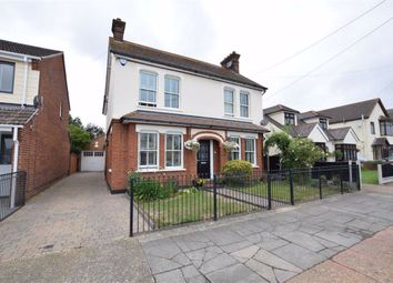 Thumbnail 4 bed detached house for sale in Manor Road, Stanford-Le-Hope, Essex