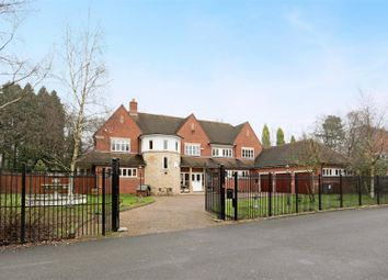 Thumbnail 5 bedroom detached house for sale in Jervis Park, Sutton Coldfield, West Midlands