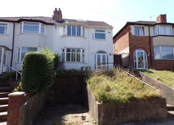 Thumbnail 4 bed semi-detached house for sale in Warwards Lane, Selly Oak, Birmingham, West Midlands