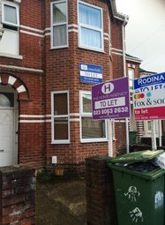 Thumbnail 7 bedroom property to rent in Tennyson Road, Southampton