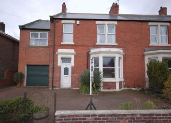 Thumbnail Semi-detached house for sale in Forest Hall Road, Forest Hall, Newcastle Upon Tyne