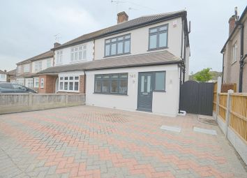 Thumbnail 3 bed property to rent in Howard Road, Upminster