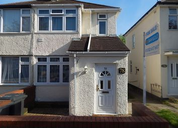 Thumbnail 2 bedroom semi-detached house for sale in Fourth Avenue, Luton