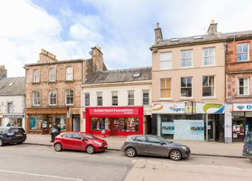Thumbnail 4 bed flat for sale in 16 High Street, Deans Wynd, Peebles