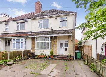 Thumbnail 3 bed semi-detached house for sale in Longstaff Avenue, Cannock, Staffordshire