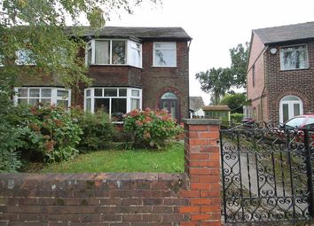 Thumbnail 3 bed semi-detached house for sale in St. Marks Crescent, Worsley, Manchester