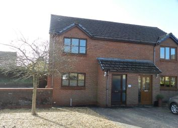 Thumbnail 3 bed semi-detached house to rent in Redhill Park, Haverfordwest, Pembrokeshire