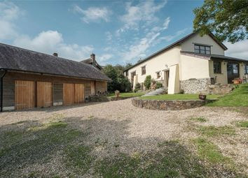 Thumbnail 6 bed barn conversion for sale in East Worlington, Crediton, Devon