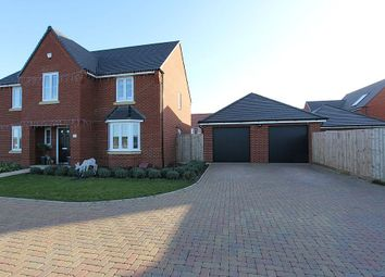 Thumbnail 4 bed detached house for sale in Aldridge Way, Horsford, Norwich, Norfolk