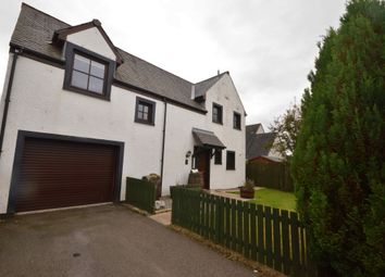 Thumbnail 4 bed detached house to rent in Wards Drive, Muir Of Ord