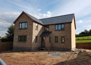 Thumbnail 4 bedroom detached house for sale in Tresseck Mill Road, Hoarwithy