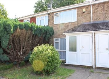 Thumbnail 2 bed terraced house for sale in Wildman Close, Parkwood, Gillingham, Kent
