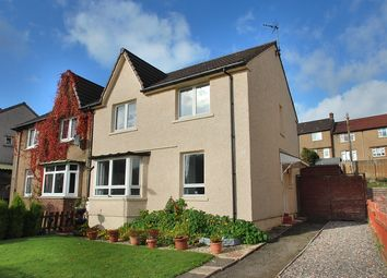 Thumbnail 4 bed semi-detached house for sale in Lamond View, Stenhousemuir