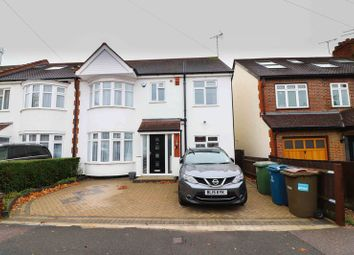 Thumbnail 4 bed terraced house for sale in Canterbury Road, North Harrow, Harrow
