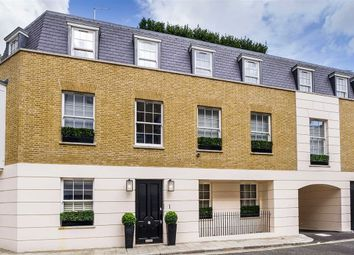 Thumbnail 5 bed property for sale in Wilton Mews, London