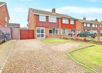 Thumbnail 3 bed semi-detached house for sale in Lincoln Road, Worthing, West Sussex