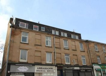 Thumbnail 1 bed flat for sale in Brougham Street, Greenock, Inverclyde