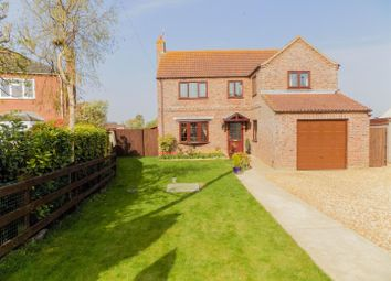 Thumbnail 4 bed detached house for sale in Chapel Gate, Whaplode Drove, Spalding