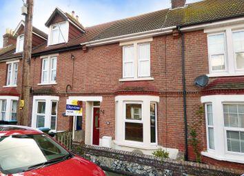 Thumbnail 2 bed terraced house for sale in Queen Street, Littlehampton