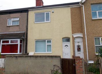 Thumbnail 3 bed terraced house for sale in Peaksfield Avenue, Grimsby