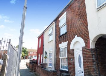 2 bed terraced house for sale in Row 31, North Quay, Great Yarmouth NR30