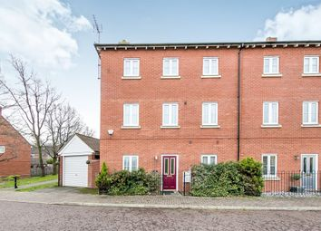 Thumbnail 4 bed town house for sale in Little Foxburrows, Colchester