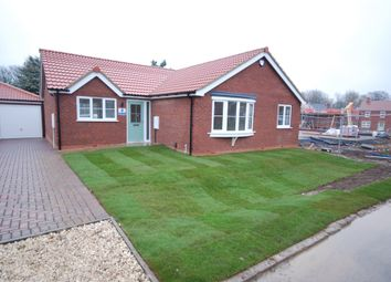 Thumbnail 3 bed detached bungalow for sale in Eastfield Road, Louth
