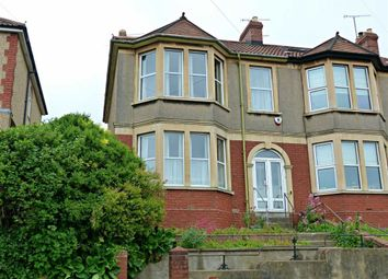 Thumbnail 3 bed end terrace house for sale in Rookery Road, Knowle, Bristol