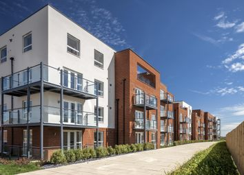 "Thumbnail 1 bedroom flat for sale in ""Parker House"" at Southfleet Road, Swanscombe"